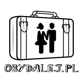 Logo obydalej.pl Bluesky Travel