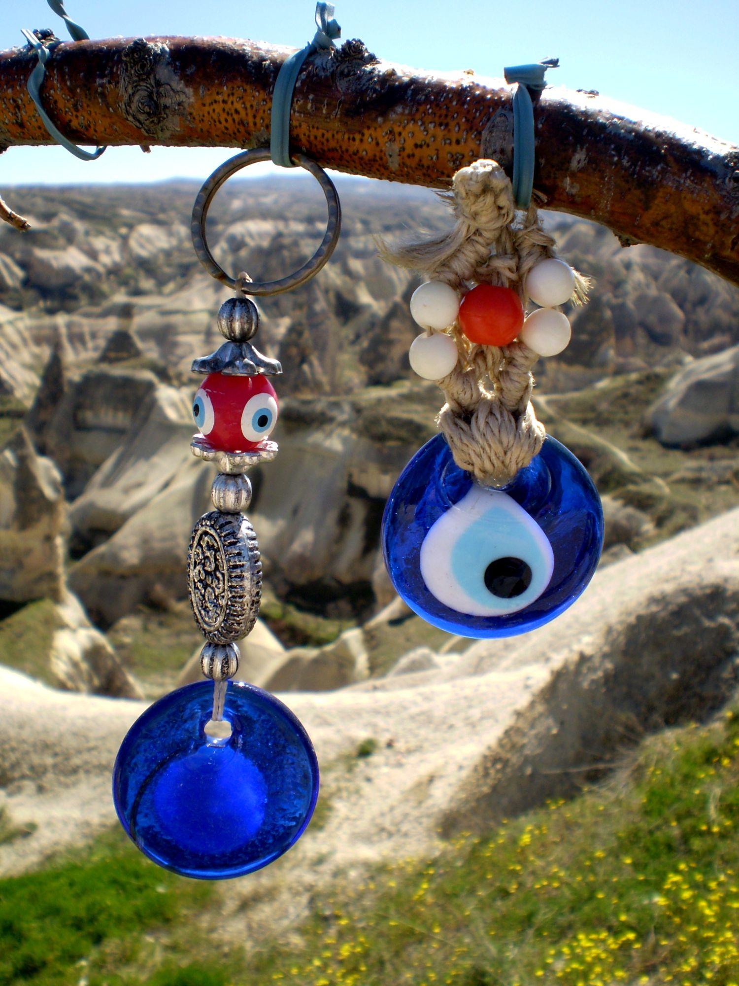 Oko proroka targowanie się w Turcji