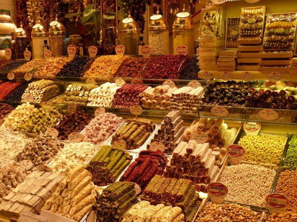 sztuka targowania się w Turcji