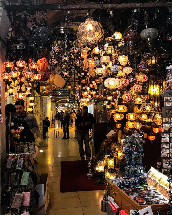 sztuka targowania w Turcji