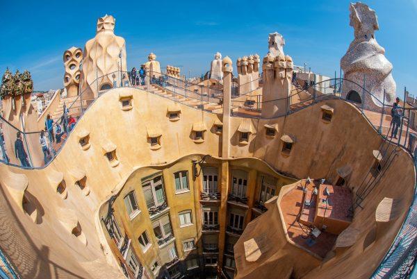 Szlakiem Gaudiego. Największe zabytki Barcelony