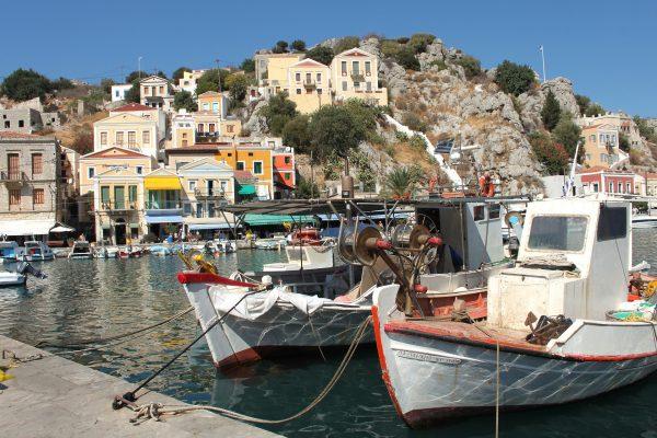 Najcieplejsza wyspa grecka