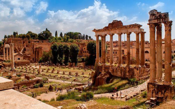 Rzym, jakiego nie znacie. Oto mniej znane atrakcje Rzymu