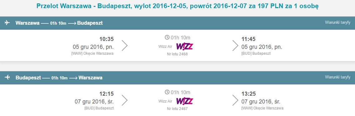WAW-BUD-WAW 128