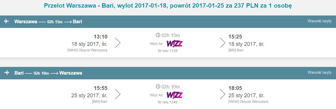 WAW-BRI-WAW 168