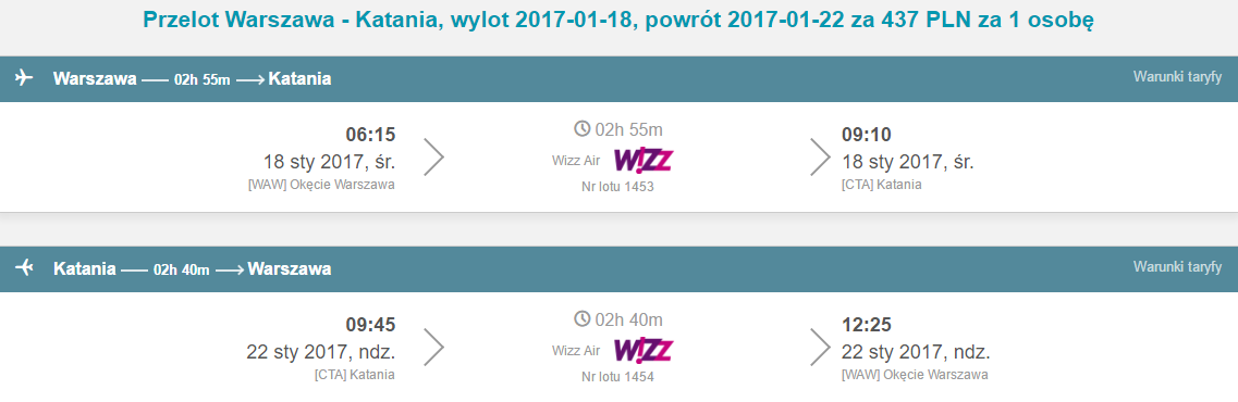 WAW-CTA-WAW 368