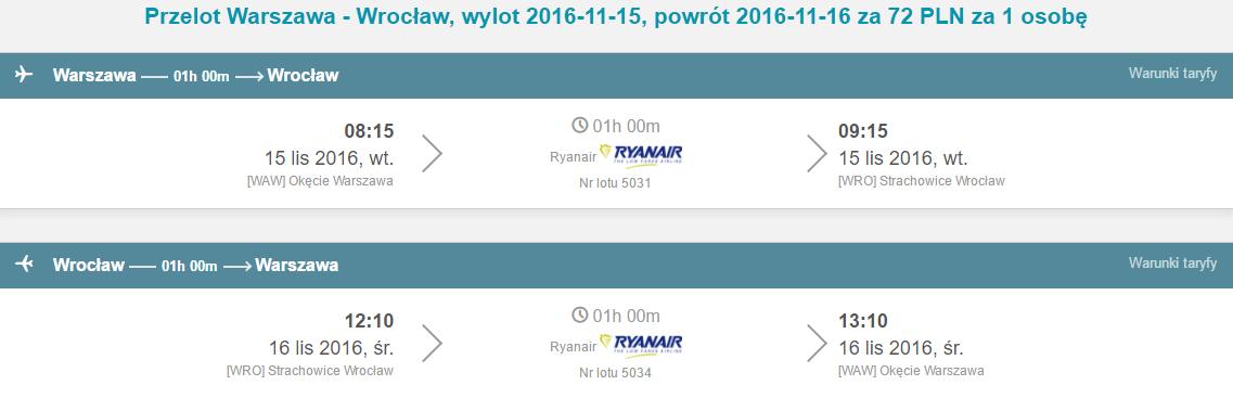 WAW-WRO-WAW 33