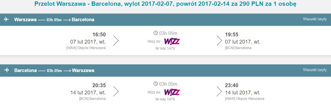 WAW-BCN-WAW 221