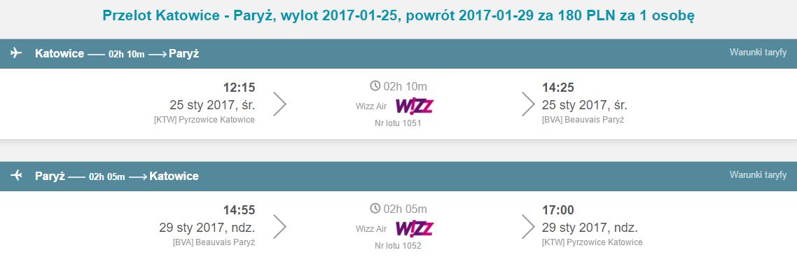 KTW-BVA-KTW 111