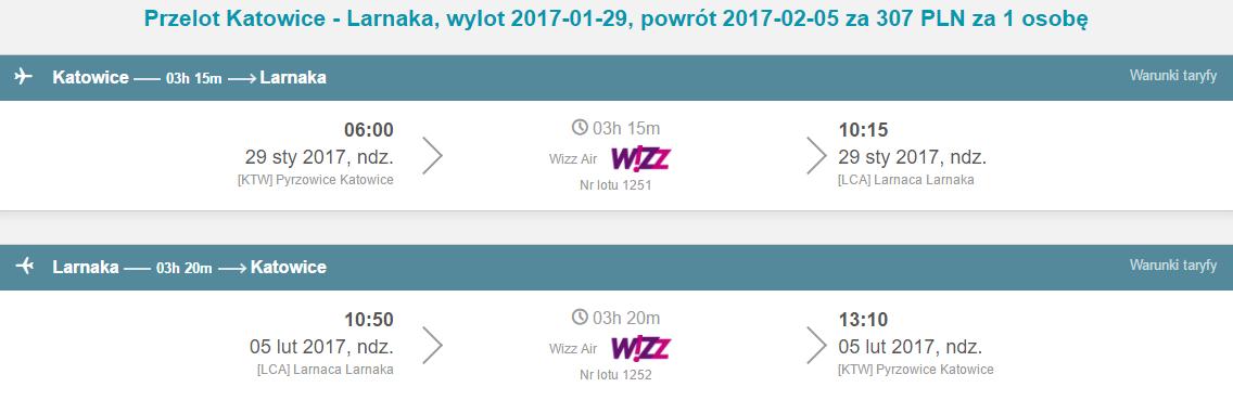 KTW-LCA-KTW 238
