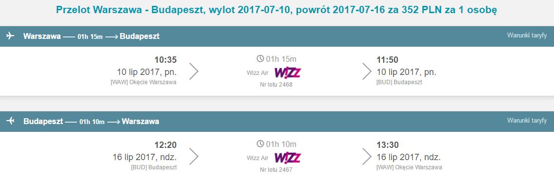 WAW-BUD-WAW 283
