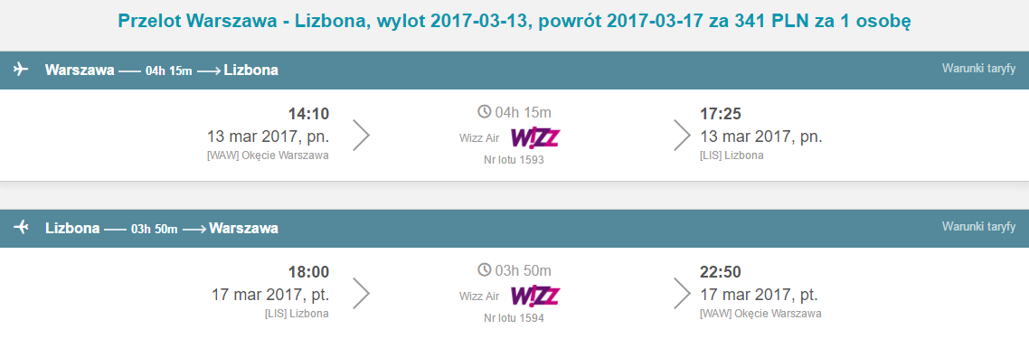 WAW-LIS-WAW 272