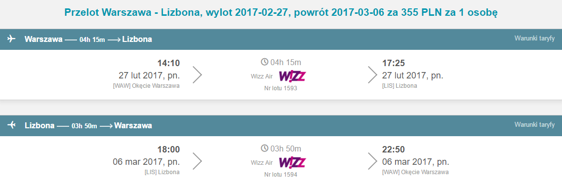 WAW-LIS-WAW 286