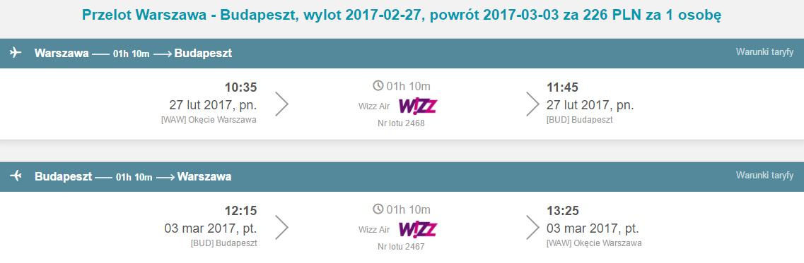 WAW-BUD-WAW 157