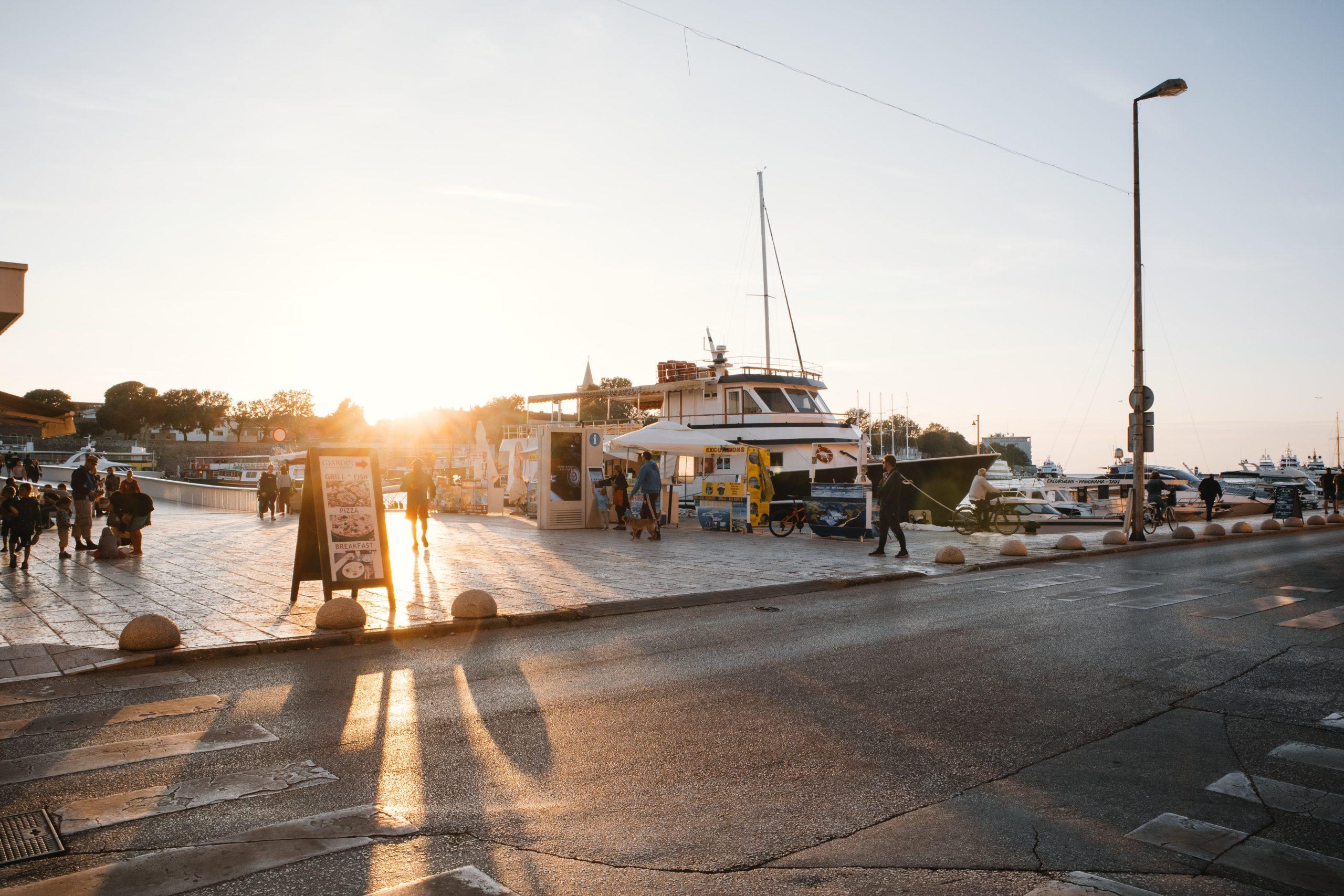Loty do Zadaru
