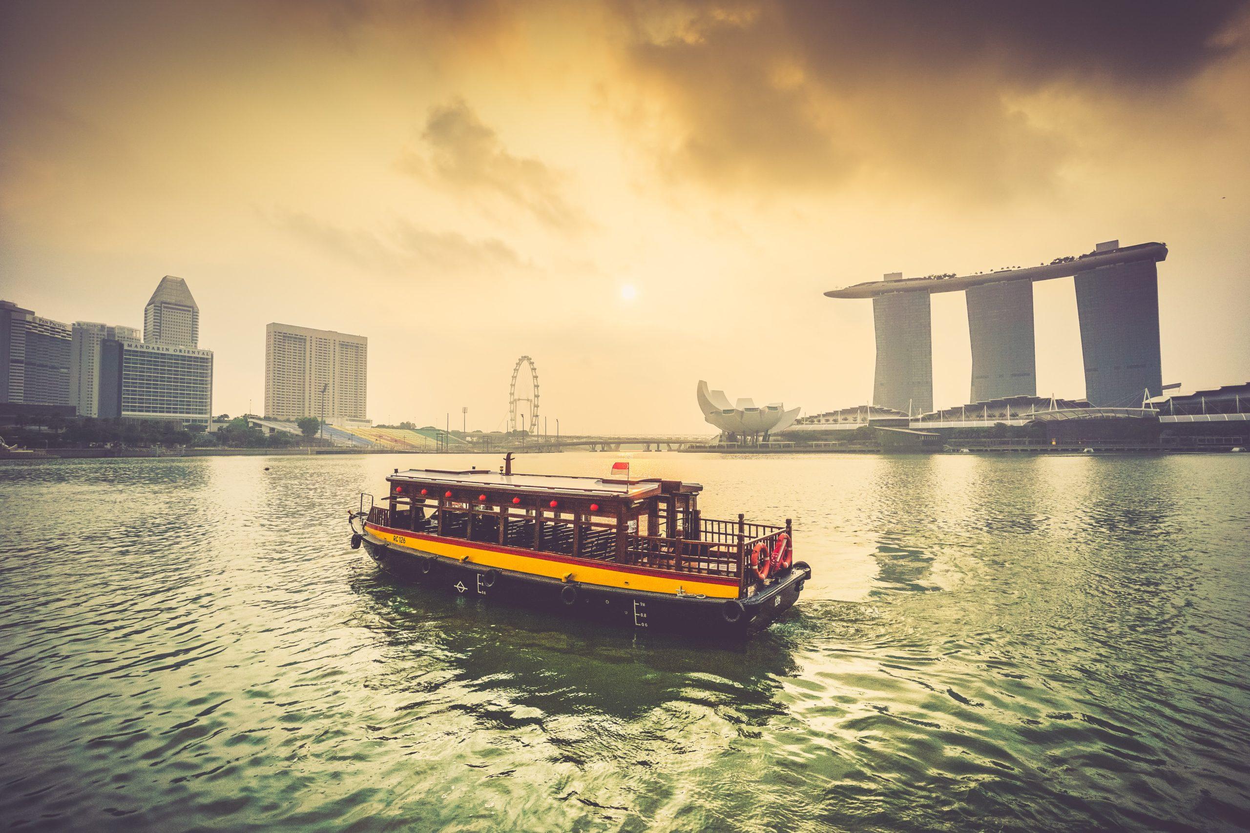 Loty do Singapuru