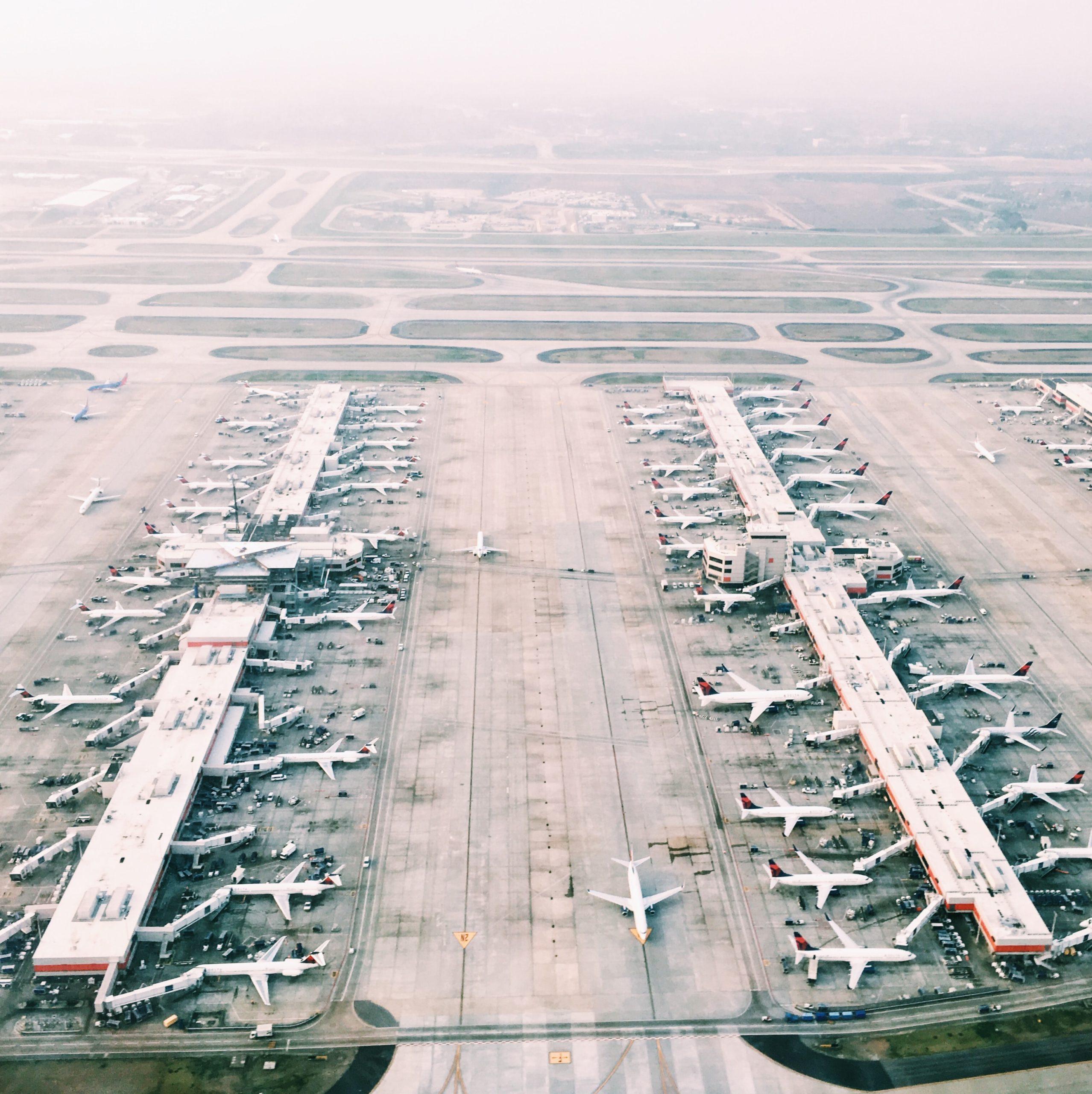 parking lotniskowy