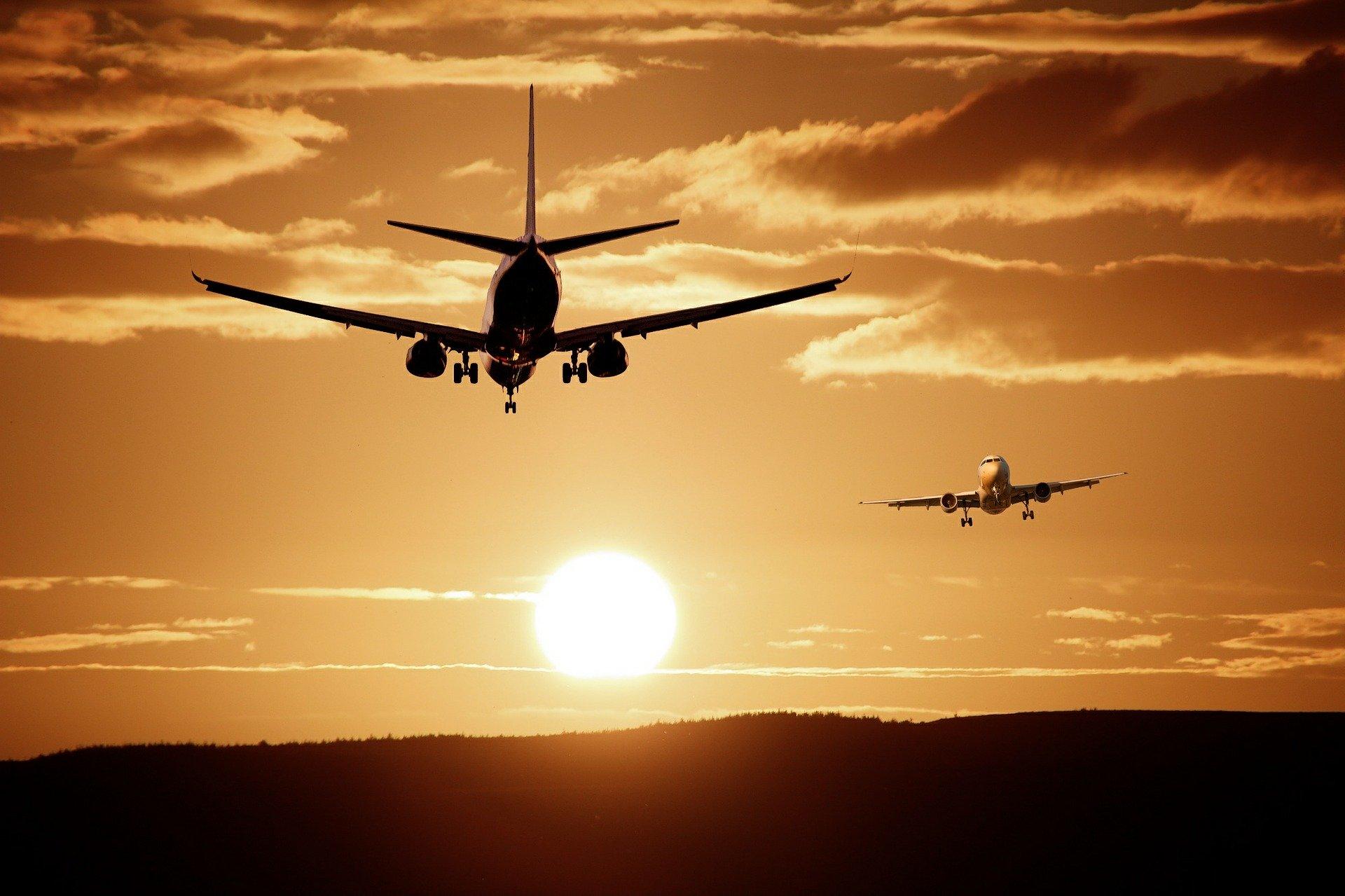 rejs samolotem