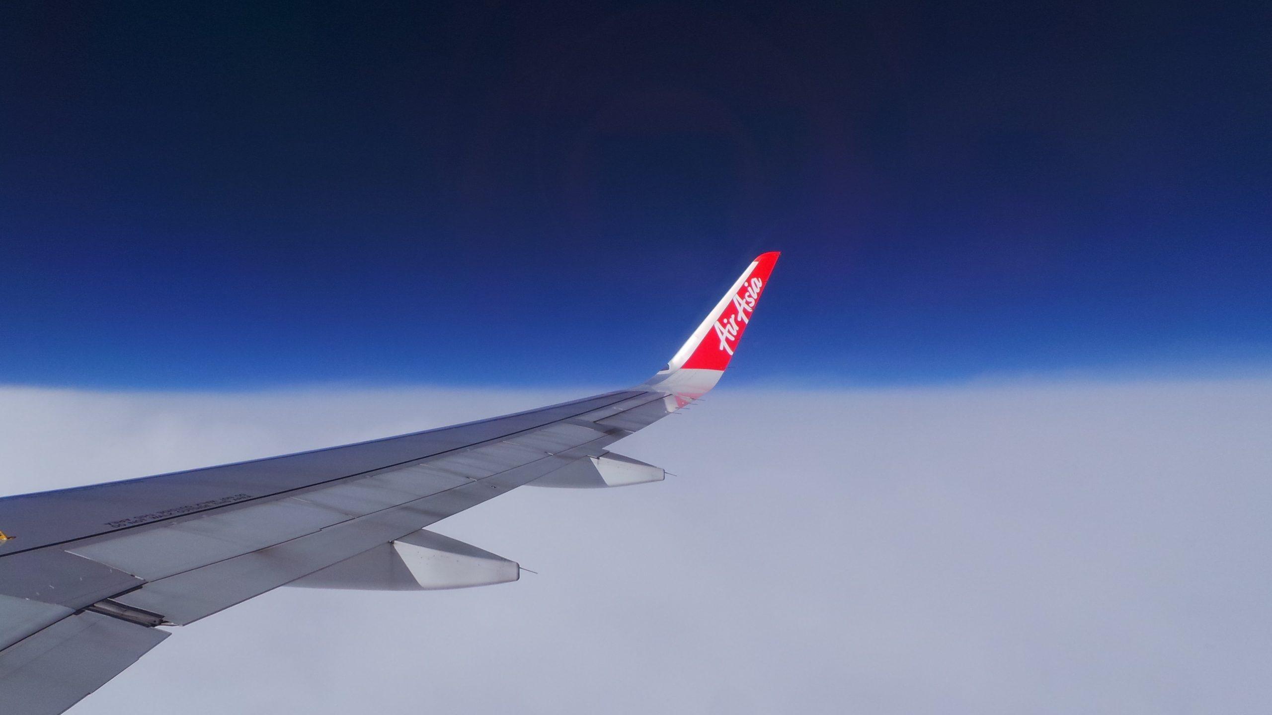 Samolot linii Air Asia