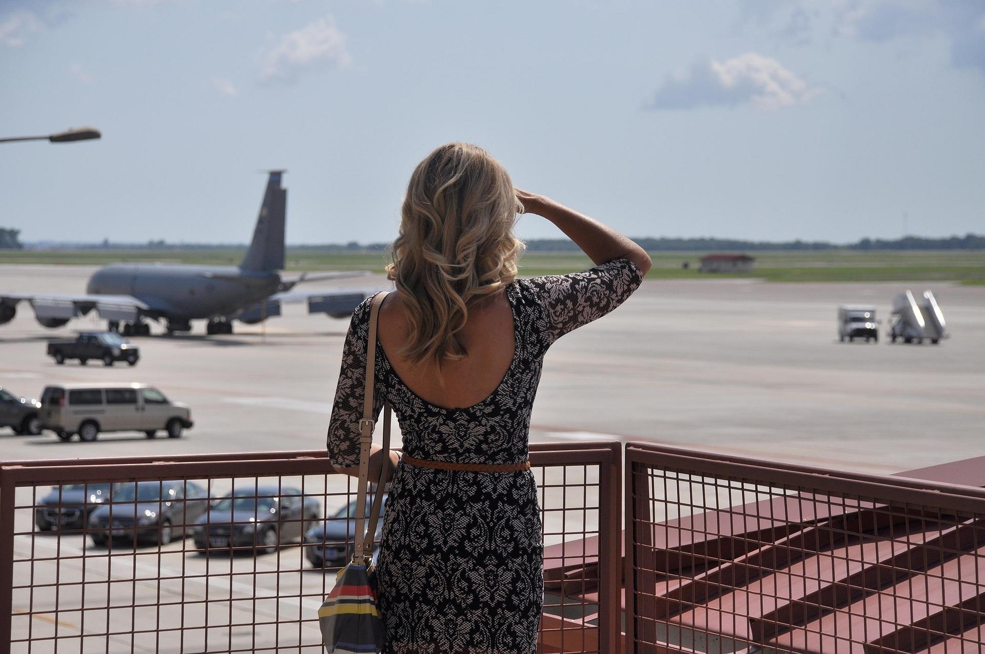 podróże lotnicze