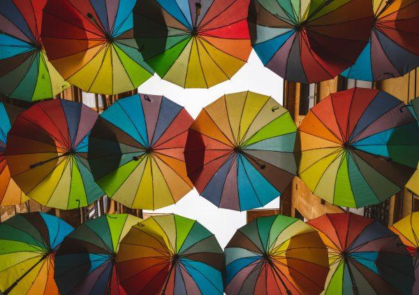 ulica parasoli w Bukareszcie