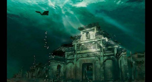 Shi cheng. Opuszczone miejsca.