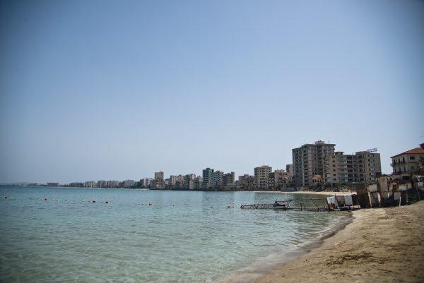 Famagusta. Opuszczone miejsca.