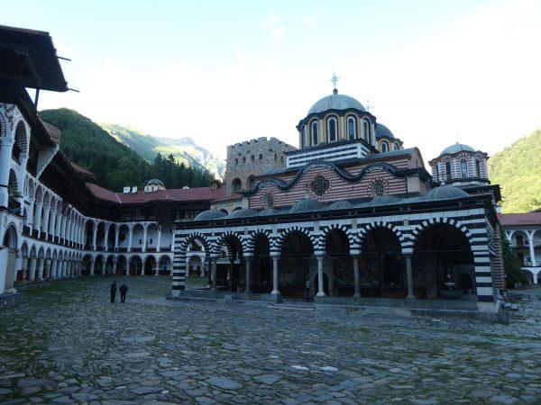 Monastyr Rylski w Bułgarii