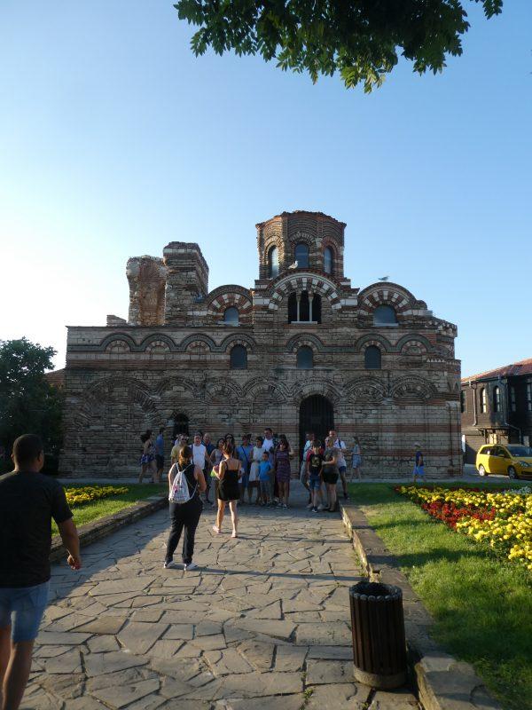 Cerkiew w Nessebarze