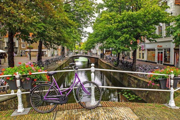 Holandia.