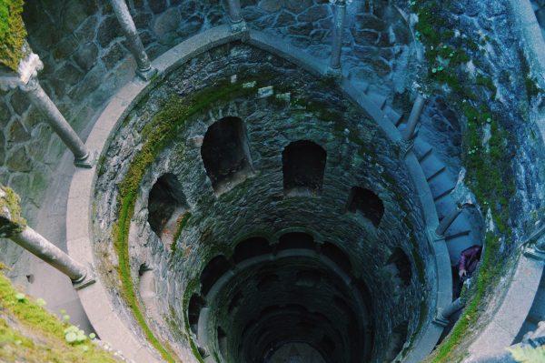 Sintra. Opuszczone miejsca.