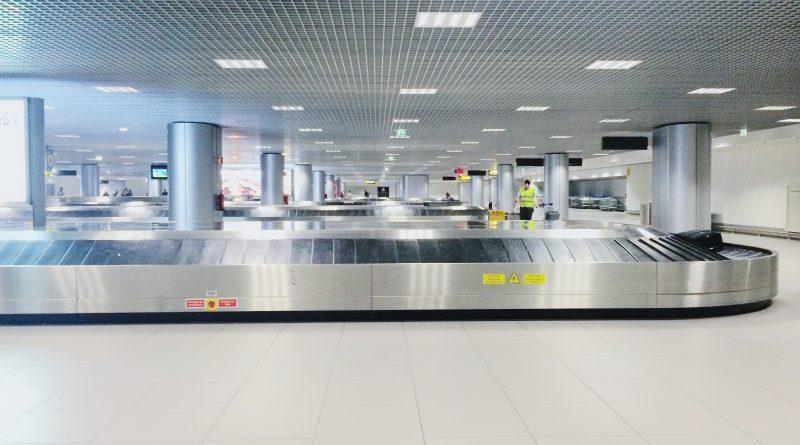 polskie lotnisko