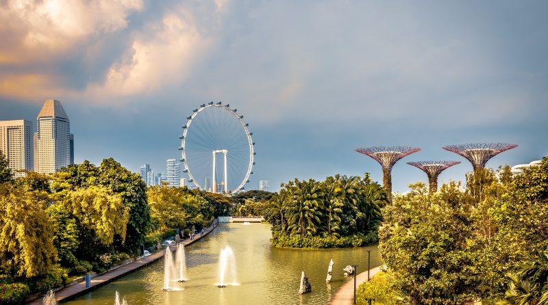 Podróż do Singapuru.