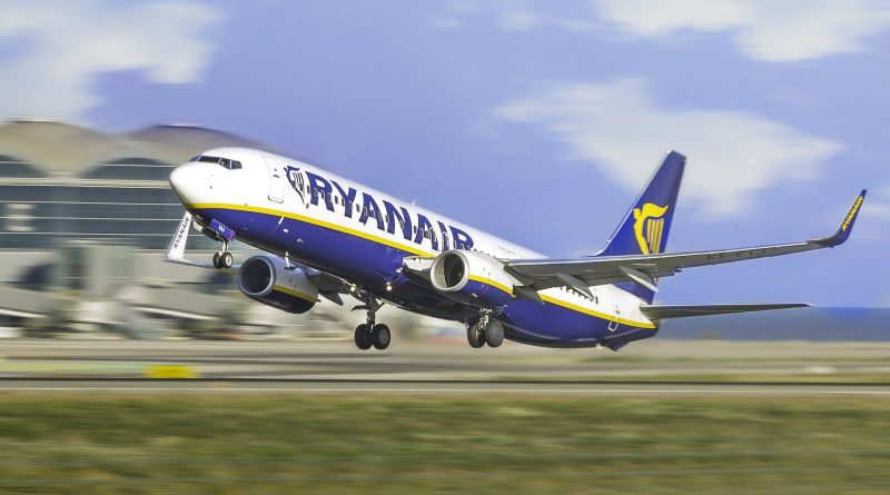 Znikają 2 trasy krajowe z siatki Ryanair-a