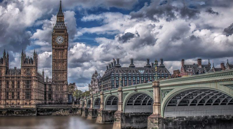 Wielka Brytania - wjazd z paszportem od października 2021r.
