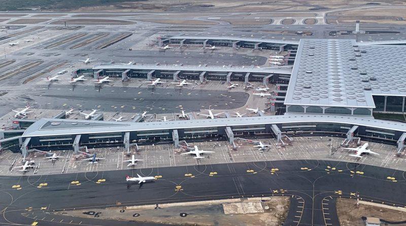 Istanbul Airport z 5* od Skytrax