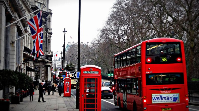 Nowe zasady wjazdu do Wielkiej Brytanii od 1 stycznia 2021 roku
