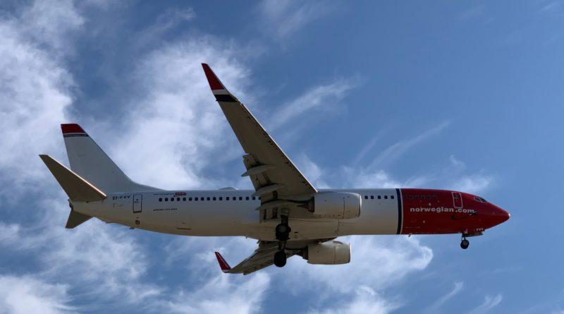Koniec długodystansowych lotów w Norwegian Air