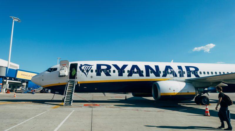 Ryanair startuje z letnim rozkładem rejsów! W ofercie prawie 90 tras!