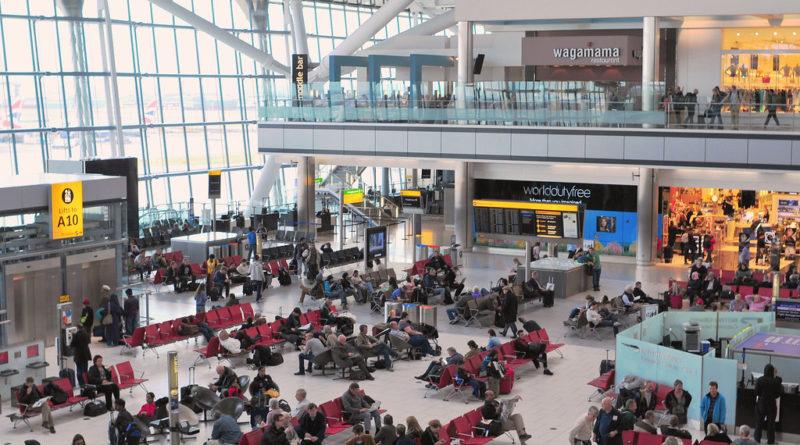 Heathrow nakłada na pasażerów...podatek od pandemii