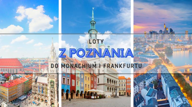 Wznowienie i zwiększenie ilości rejsów do/z Poznania