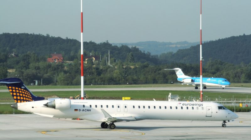 Wzrost operacji lotniczych w Polsce
